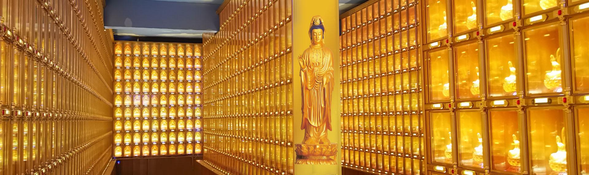 智能祈福灯,万佛墙,骨灰存放架,功德箱,光明灯,牌位架,网上祭祀,寺院管理软件